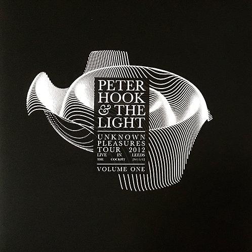 PETER HOOK & THE LIGHT LP Unknown Pleasures Tour 2012 Live In Leeds Volume Three