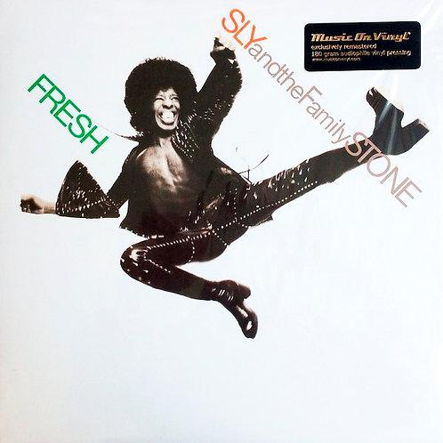 SLY AND THE FAMILY STONE LP Fresh (180 gram audiophile vinyl)