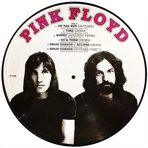 PINK FLOYD LP More Rare Beauties (Picture Disc)