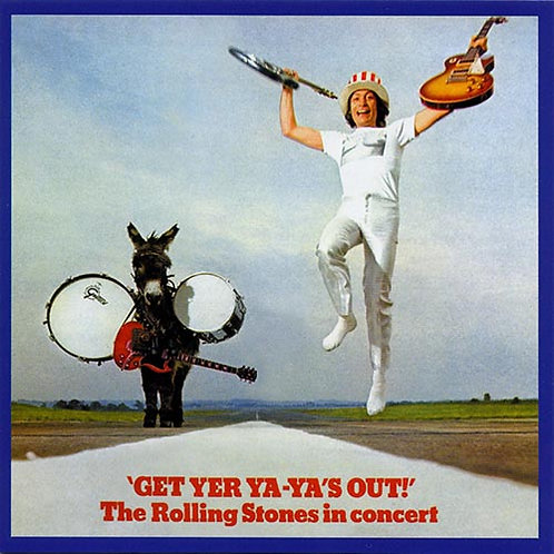 ROLLING STONES CD Get Yer Ya-Ya's Out (DSD Remastered)