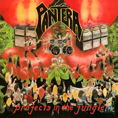 PANTERA LP Projects In The Jungle