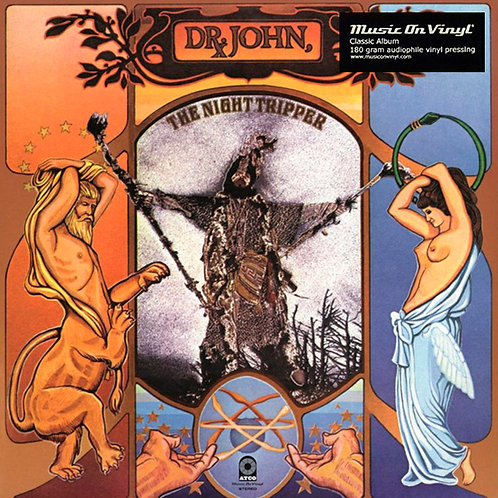 DR. JOHN LP The Sun, Moon & Herbs (180 gram audiophile vinyl)