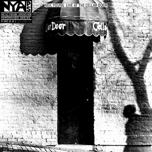 NEIL YOUNG CD Live At The Cellar Door