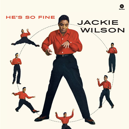 JACKIE WILSON LP She's So Fine (180 gram)