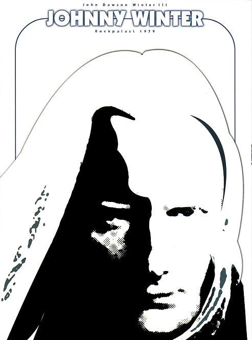 JOHNNY WINTER DVD Rockpalast 1979 (Digipack)