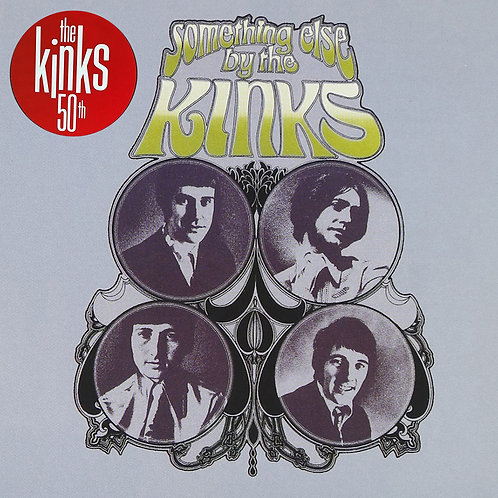 THE KINKS LP Something Else By The Kinks (50th Anniversary Limited Edition)