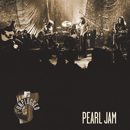 PEARL JAM CD MTV Unplugged