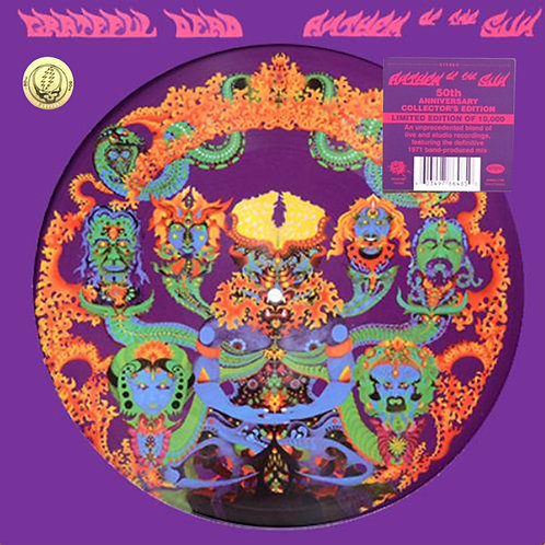 GRATEFUL DEAD LP Anthem Of The Sun (50th Anniversary Picture Disc)
