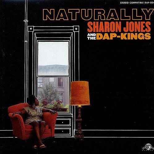 SHARON JONES & THE DAP-KINGS LP Naturally