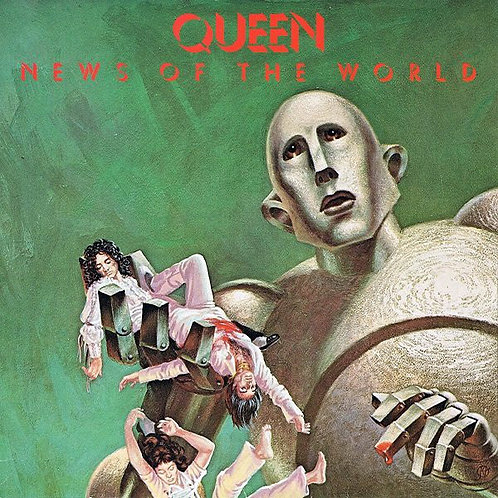 QUEEN LP News Of The World