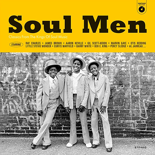 VARIOS LP Soul Men - Classics By The Kings Of Soul Music