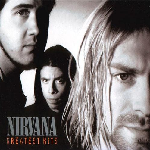 NIRVANA 2xCD Greatest Hits (Digipack)