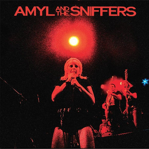 AMYL AND THE SNIFFERS LP Big Attraction & Giddy Up