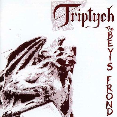 THE BEVIS FROND CD Triptych + Bonus Tracks