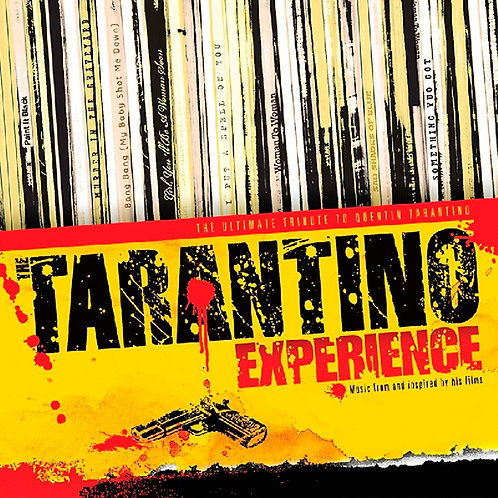 VARIOS LP The Tarantino Experience