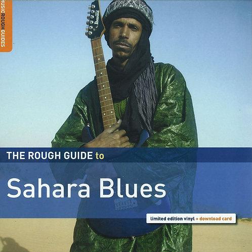 VARIOS LP The Rough Guide To Sahara Blues