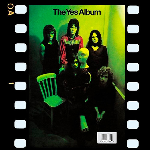 YES LP The Yes Album