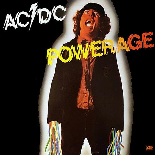 AC/DC LP Powerage
