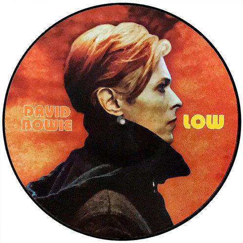 DAVID BOWIE LP Low (Picture Disc)