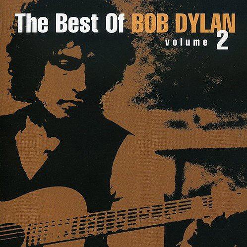 BOB DYLAN 2xCD The Best Of Bob Dylan Volume 2