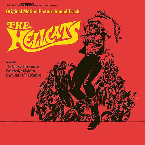 VARIOS CD The Hellcats (Original Motion Picture Sound Track)