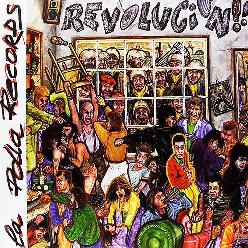 LA POLLA RECORDS LP Revolución!