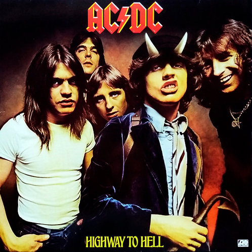 AC/DC LP Highway To Hell