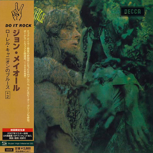 JOHN MAYALL CD Blues From Laurel Canyon (Japan)