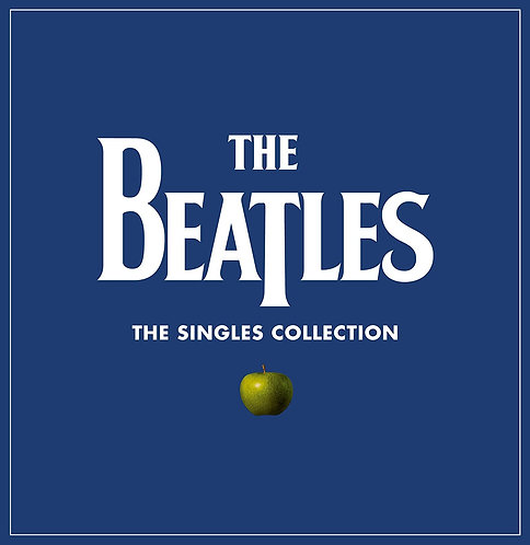 """BEATLES BOX SET 23x7"""" The Singles Collection (Limited Edition Remastered)"""