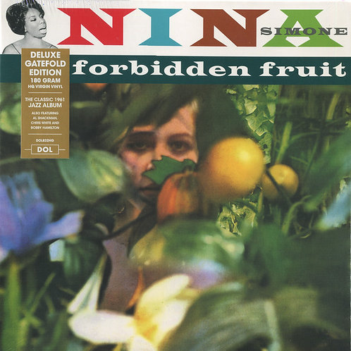 NINA SIMONE LP Forbidden Fruit (Deluxe Gatefold Edition)