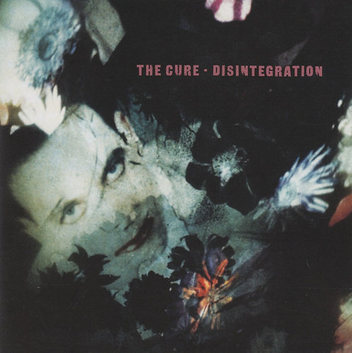THE CURE 3xCD Disintegration (Deluxe Edition)