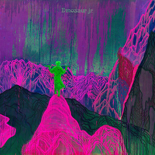 DINOSAUR JR. LP Give A Glimpse Of What Yer Not