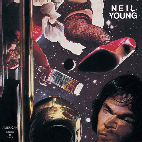 NEIL YOUNG LP American Stars n' Bars (Remastered)