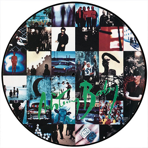 U2 LP Achtung Baby (Picture Disc)