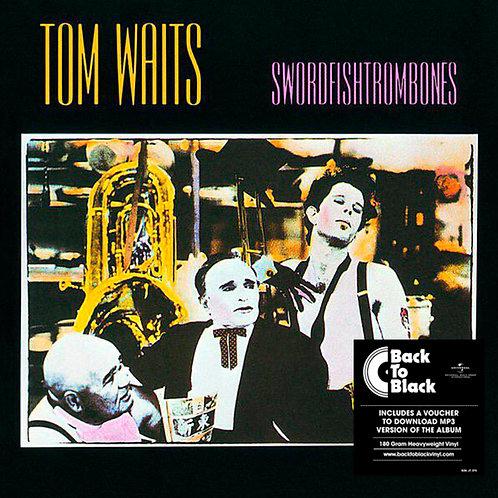 TOM WAITS LP Swordfishtrombones (180 grams vinyl)