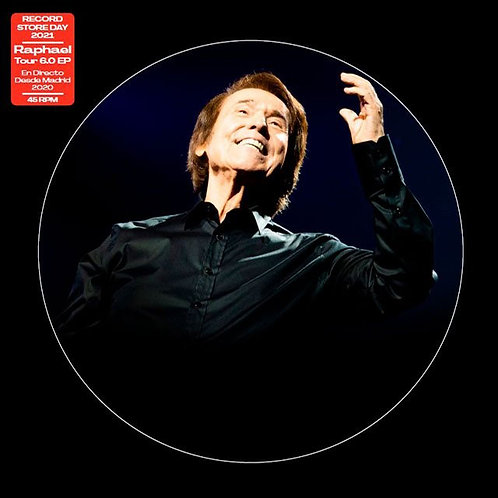 RAPHAEL LP Tour 6.0 Ep Picture Disc (Record Store Day 2021)