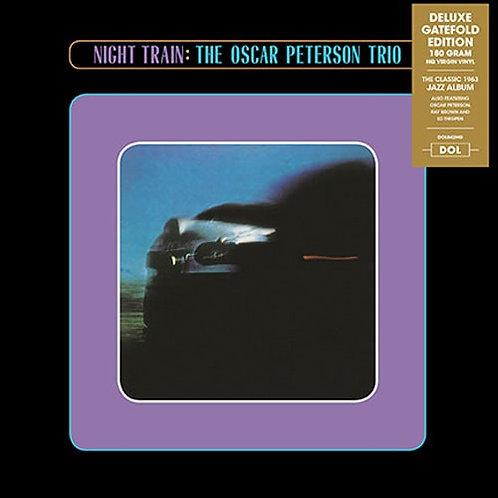 OSCAR PETERSON TRIO LP Night Train (Deluxe Gatefold Edition)