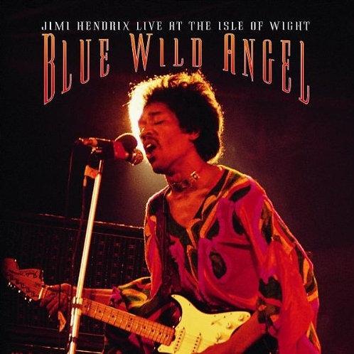 JIMI HENDRIX CD Blue Wild Angel: Jimi Hendrix Live At The Isle Of Wight