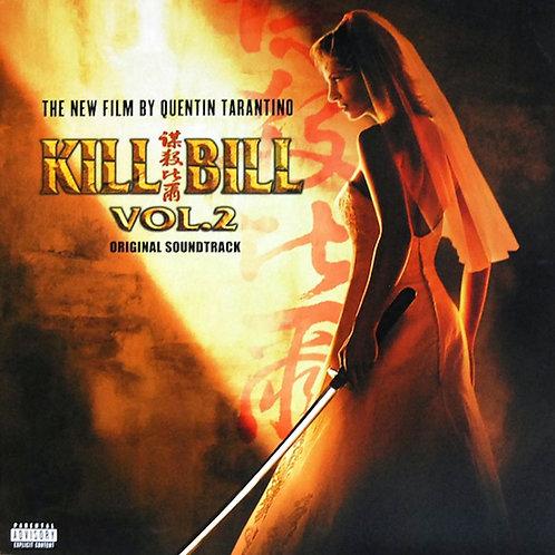 OST LP Kill Bill Vol 2 (Tarantino Soundtrack)