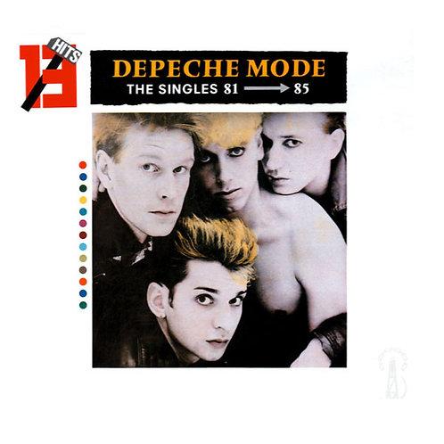 DEPECHE MODE LP The Singles 81 → 85 (Gatefold Cover)