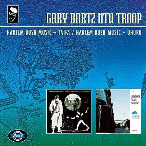 GARY BARTZ NTU TROOP CD Taifa / Uhuru