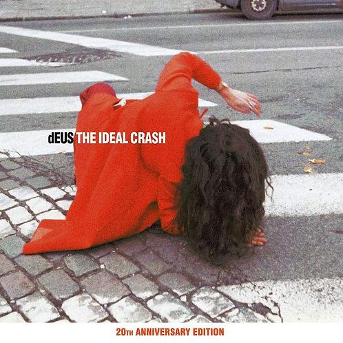 dEUS 2xLP The Ideal Crash (20th Anniversary Edition)