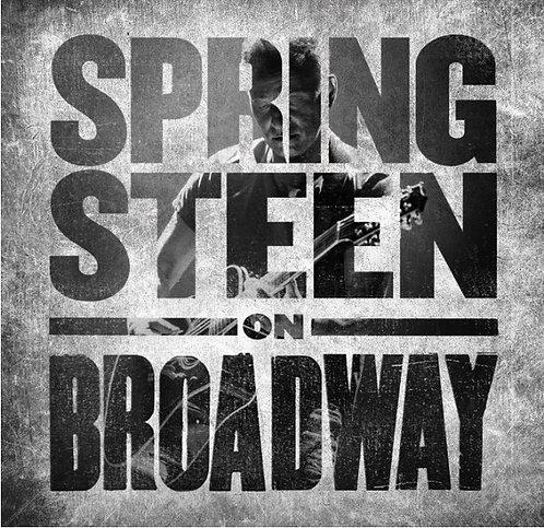 BRUCE SPRINGSTEEN 4XLP Springsteen On Broadway