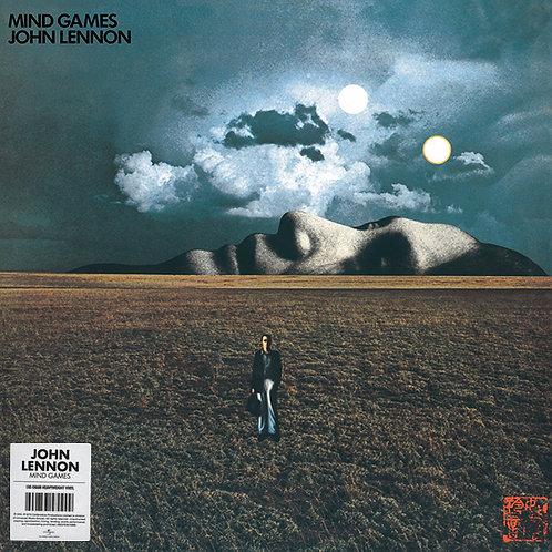 JOHN LENNON LP Mind Games (Remastered & 180 Grams)