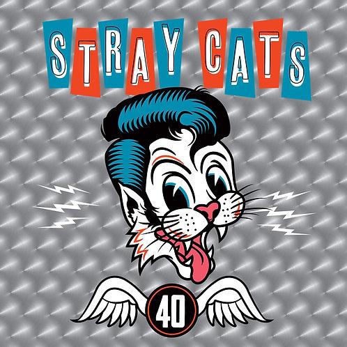 STRAY CATS LP 40