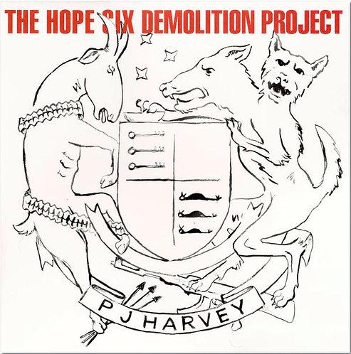 PJ HARVEY LP The Hope Six Demolition Project
