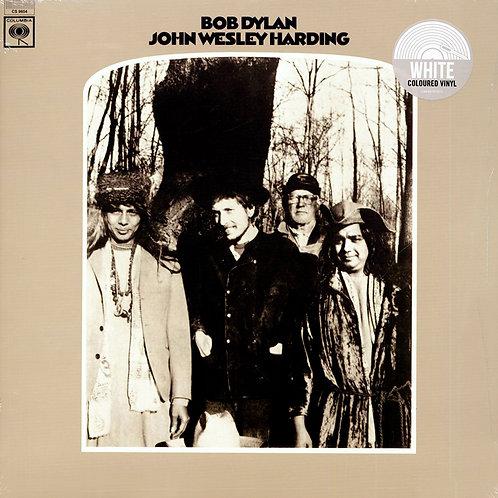 BOB DYLAN LP John Wesley Harding (White Coloured Vinyl)