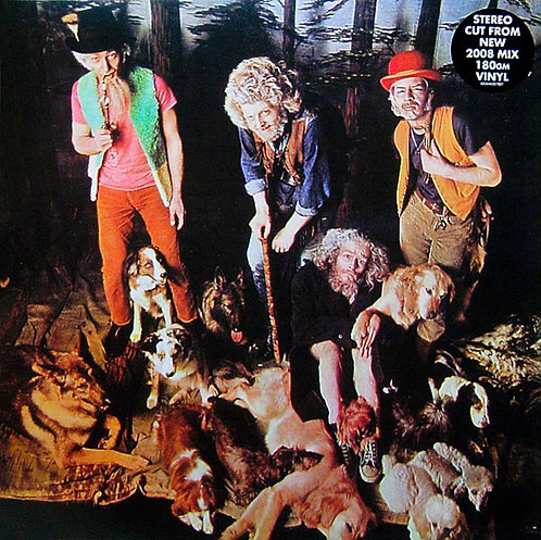 JETHRO TULL LP This Was (Stereo cut from new 2008 mix 180gm Vinyl)