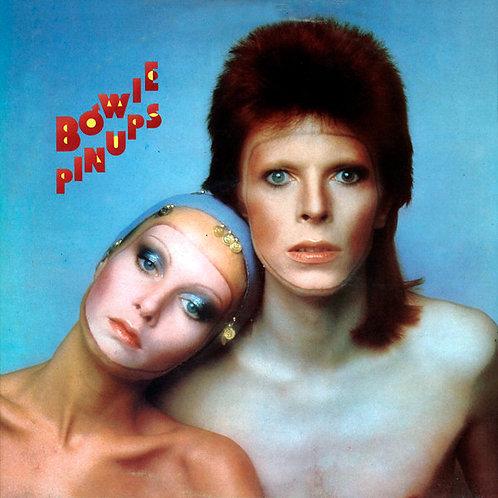 DAVID BOWIE LP Pin Ups (UK Reissue)
