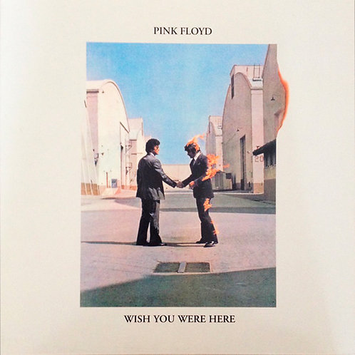 PINK FLOYD LP Wish You Were Here (Yellow Colured Vinyl)